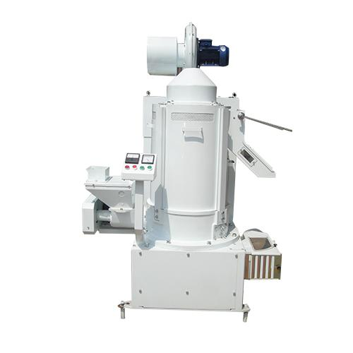 Adjustment of Various Parts of Rice Whitener Equipment