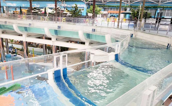 Precautions for Use of Acrylic Swimming Pool