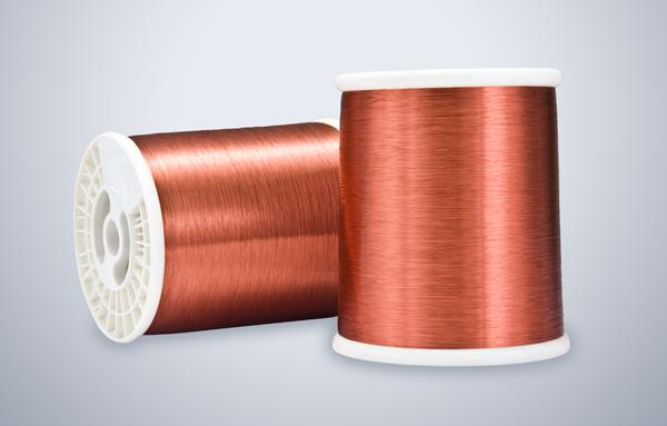 Copper Winding Wire Has Dyeable Direct Weldability